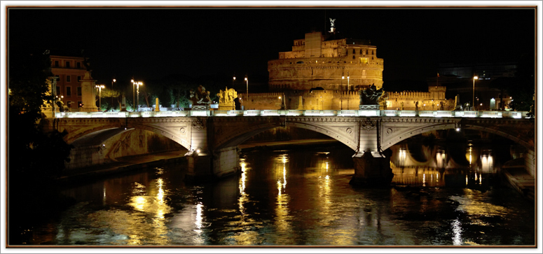 Sant' Angelo Castle - The Eternal City